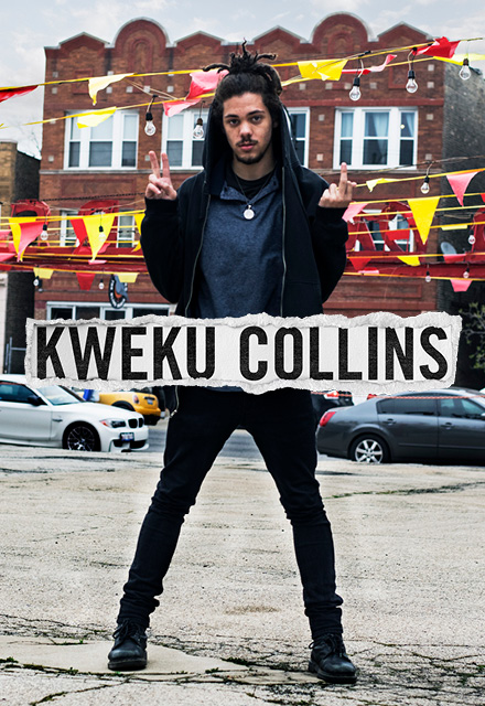 Kweku Collins Chicago Wicker Park 26 October