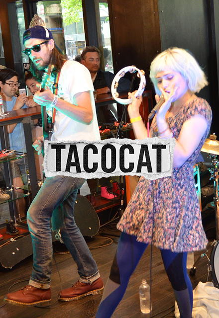 Tacocat Seattle 28 September