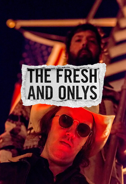 The Fresh And Onlys SF Haight St 21 September