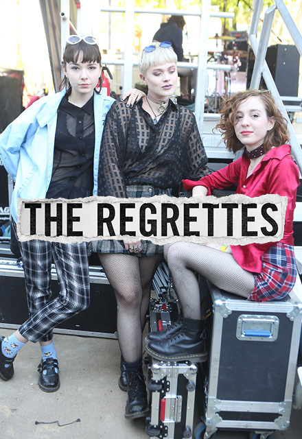 The Regrettes Studio City 07 September