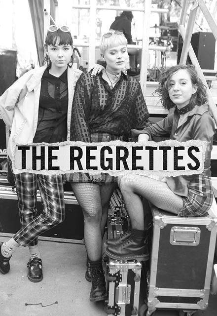 The Regrettes Studio City 07 September