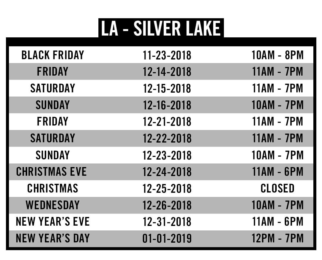 LA Silver Lake