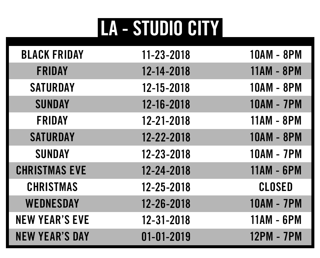 LA Studio City
