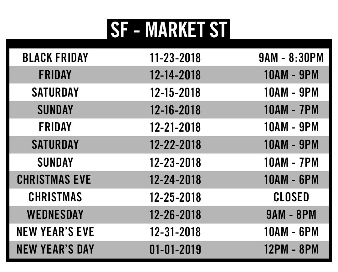 SF Market St