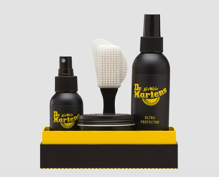 Dr. Martens Shoecare Kits and Laces