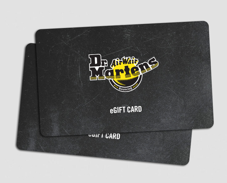 Dr. Martens eGift Cards