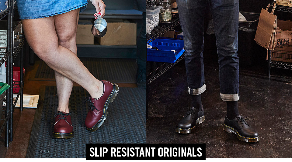 Slip Resistant Originals Work Boots