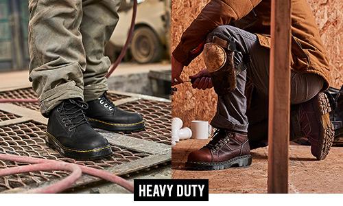 Heavy Duty Work Boots