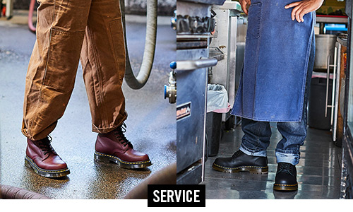 Service Work Boots