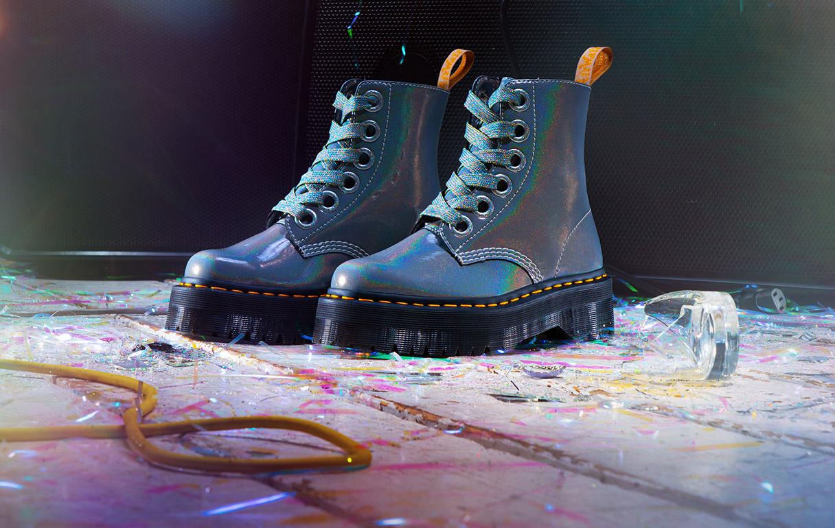 Platform Boots Category - Black Jadon Boots