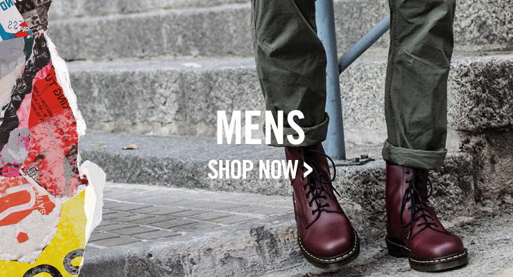 Men's Boots & Shoes