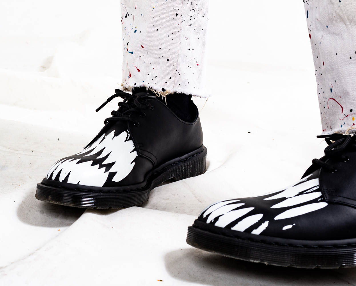 Dr Martens X Pleasures