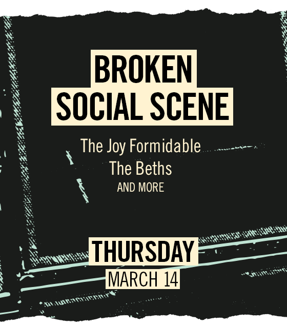 DR MARTENS SXSW BROKEN SOCIAL SCENE THURSDAY 14 MARCH 2019