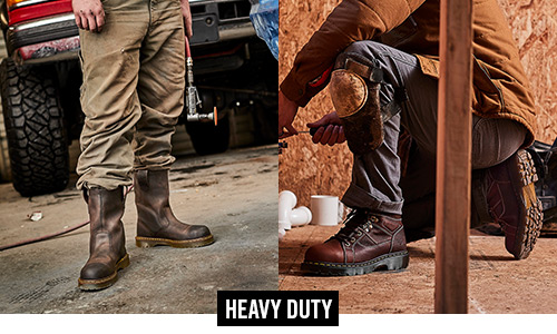 Heavy Duty Work Boots